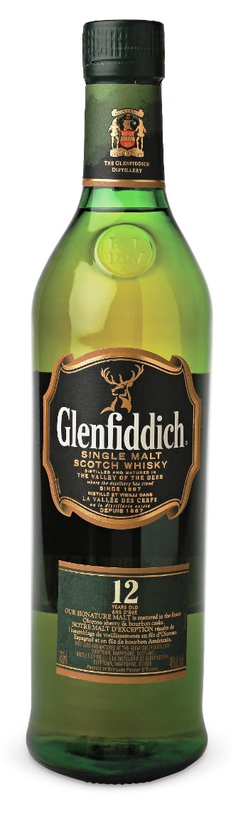 11693 glenfiddich 12 year old special reserve