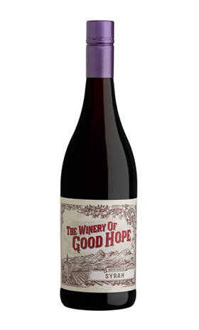 The Winery of Good Hope Syrah