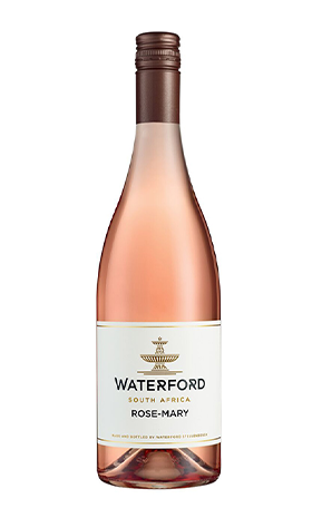 Waterford Rosemary Rose wine bottle Good Wine Shop