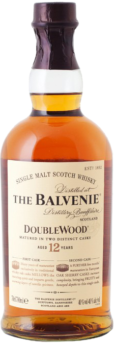 14386 the balvenie 12 year doublewood