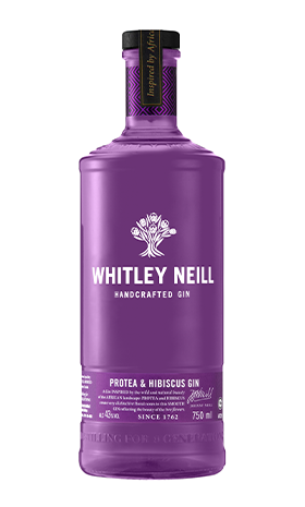 Whitley Neill PROTEA HIBISCUS 750ML SINGLE 5011166054924 A