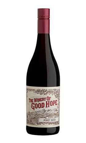 The Winery of Good Hope Reserve Pinot Noir 1