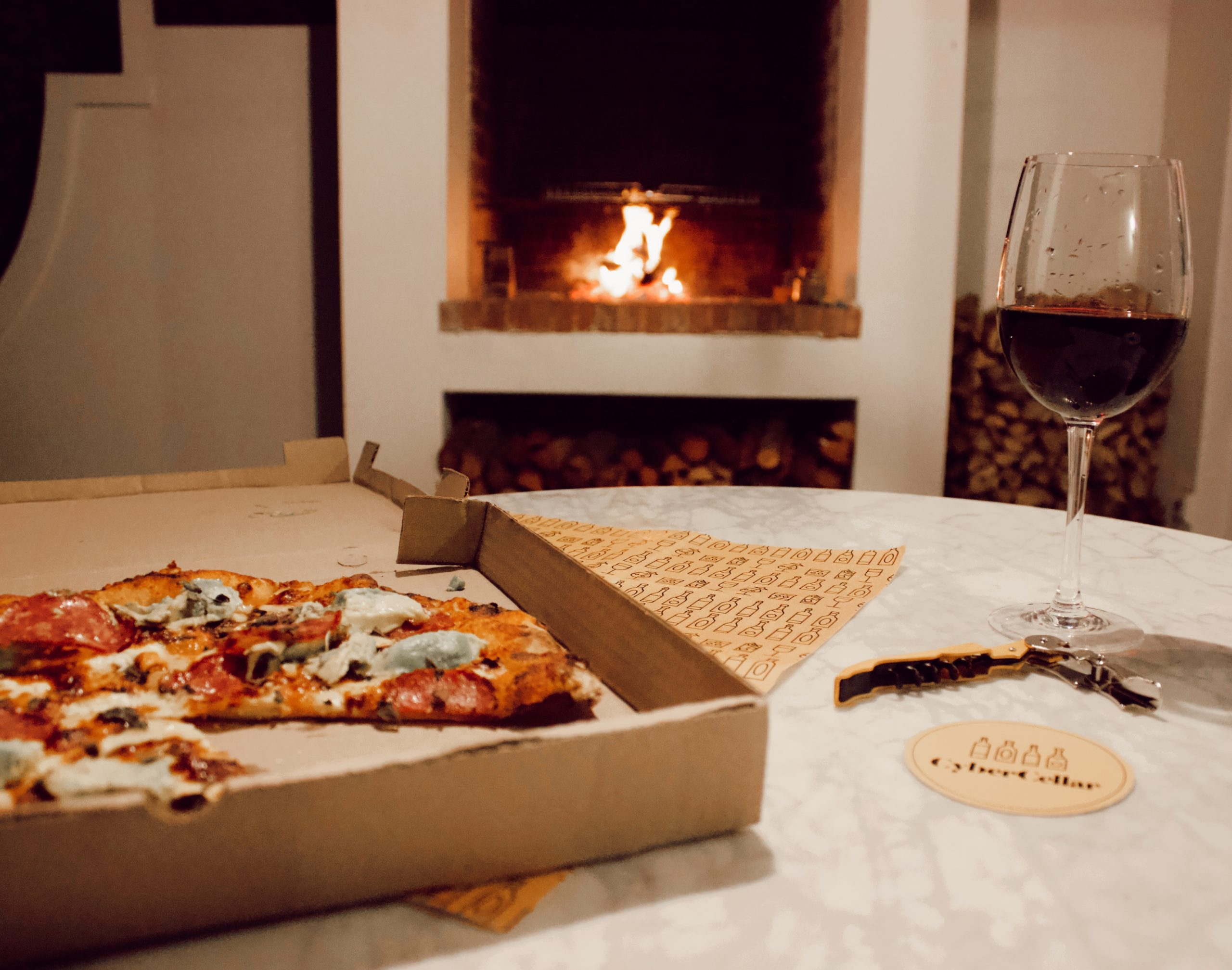 Wait, I can pair my wine with my pizza topping?