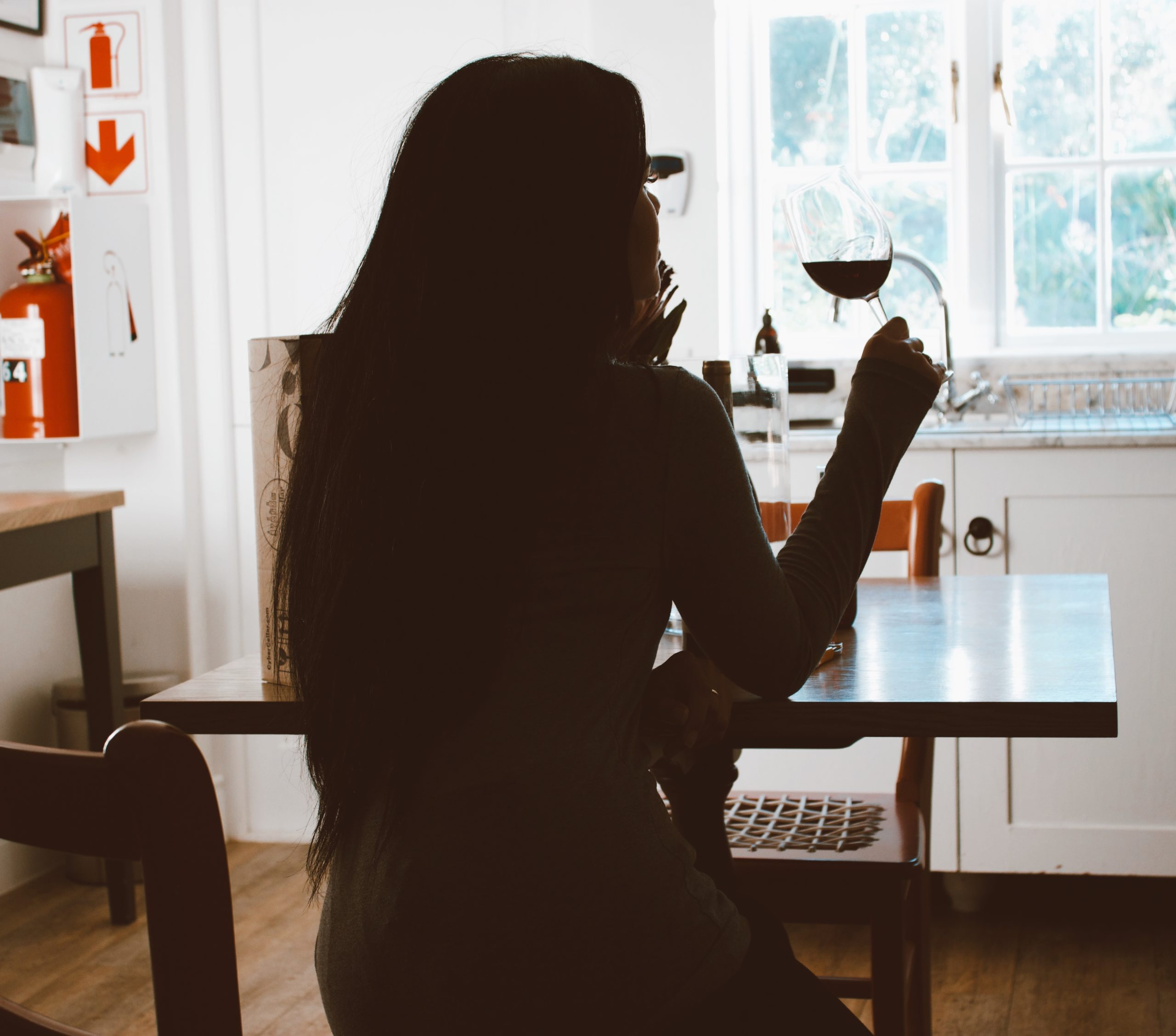 Relaxation tips from women in wine